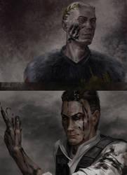 Fallout New Vegas: Caesar, Joshua Graham