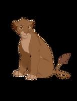 Teen Sarabi by Mganga-The-Lion