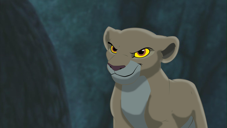 the lion king kiara on...