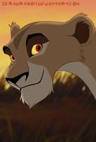 Canons of TLK-Teen Zira by Mganga-The-Lion