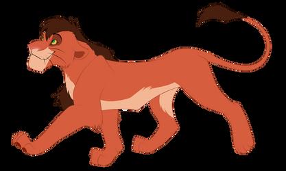 AT-Zeke by Mganga-The-Lion