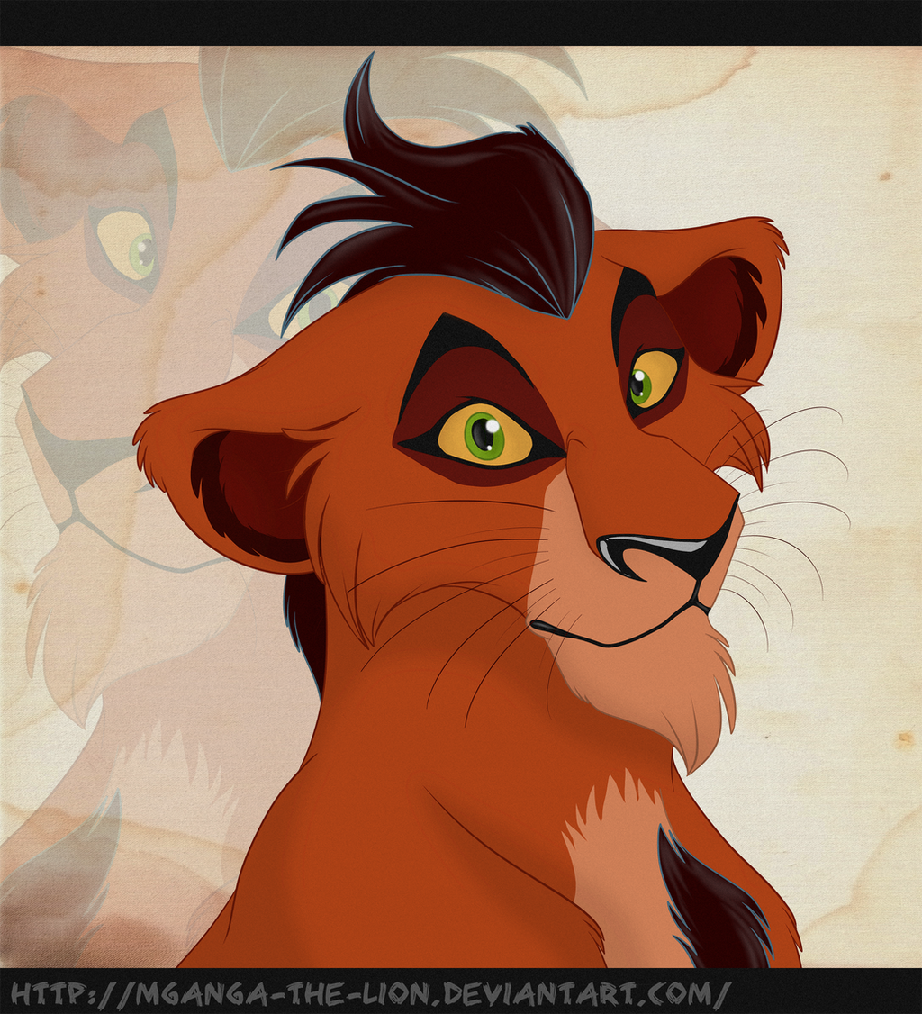 Portrait of Young Prince by Mganga-The-Lion