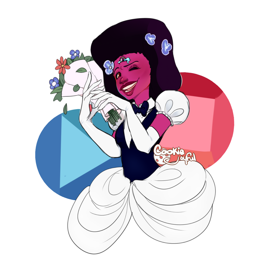 """This is garnet back together🎵"" This episode was awesome lol This is actually an Art Trade ( I'm working on getting all my Trades out of the way~ So if we have one, it's coming!) Art (C) co..."