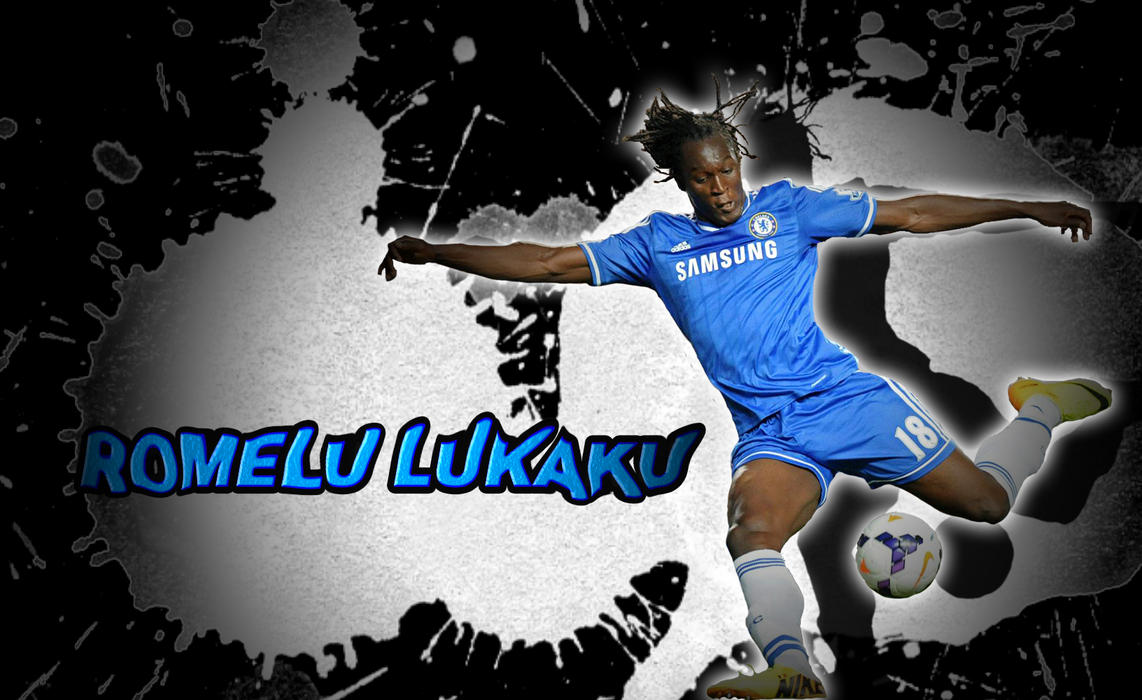 Romelu Lukaku Wallpaper By M3sutOzil On DeviantArt