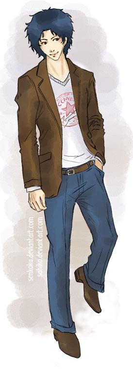 Fashionista Chitose by Sahiko by Senkoku