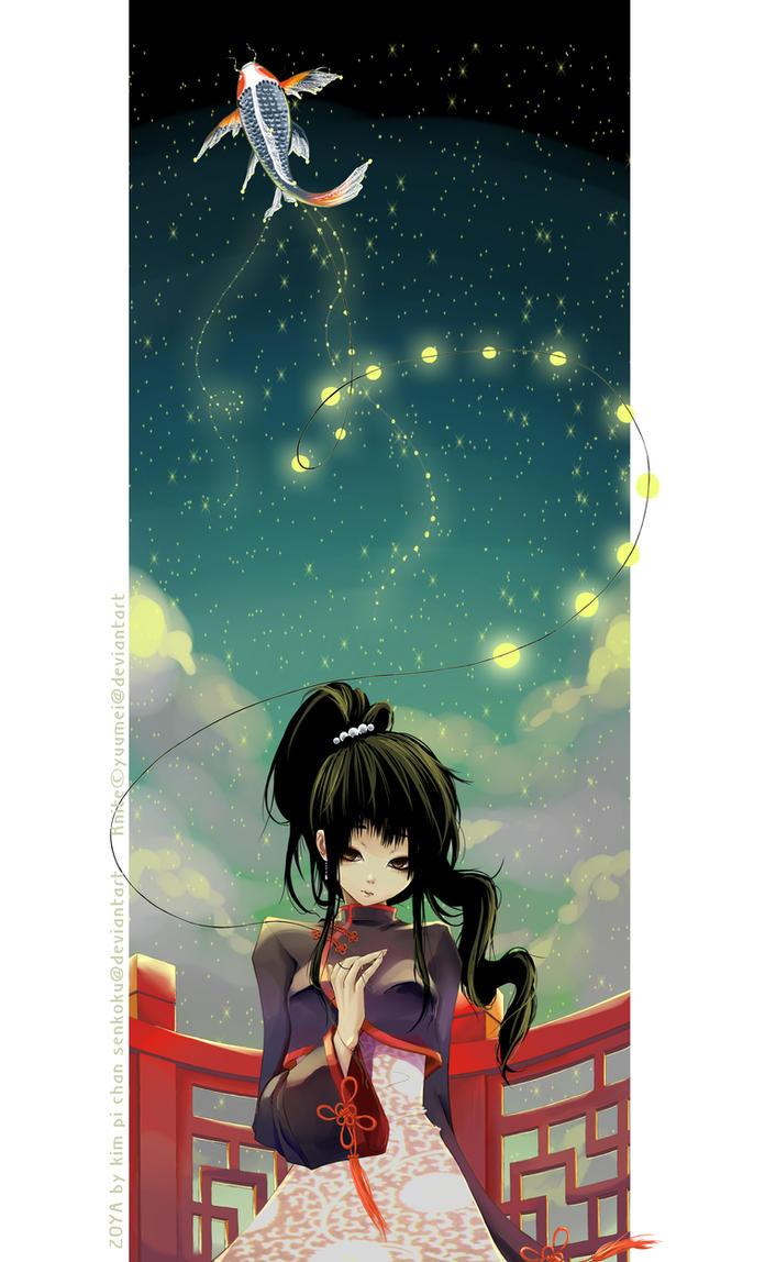 ZOYA -Knite- by Senkoku