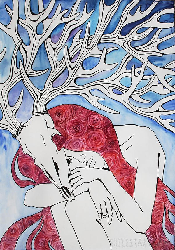 Youth by Polina-Shelest