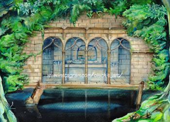 A Hidden Place by OlschiOlschi