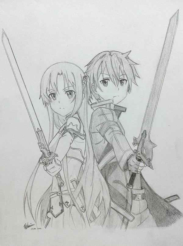 sword art online wallpaper download for phone
