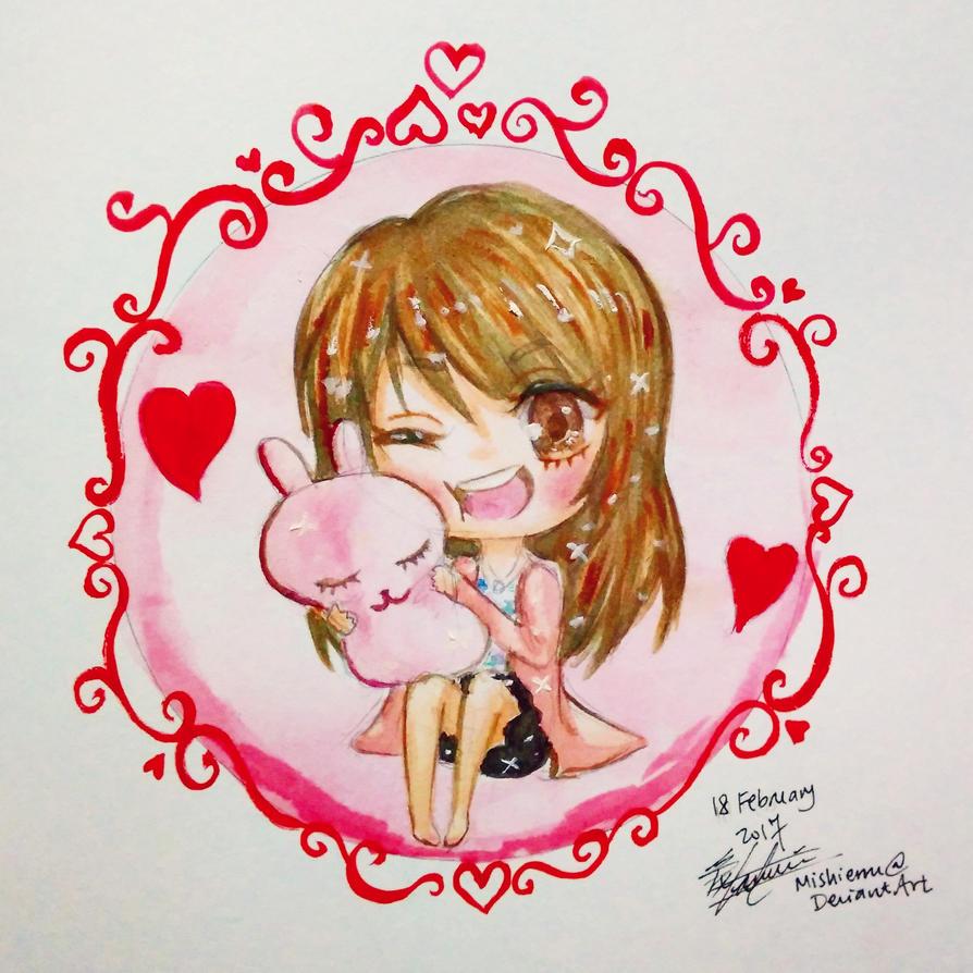 Valentines by Mishierru