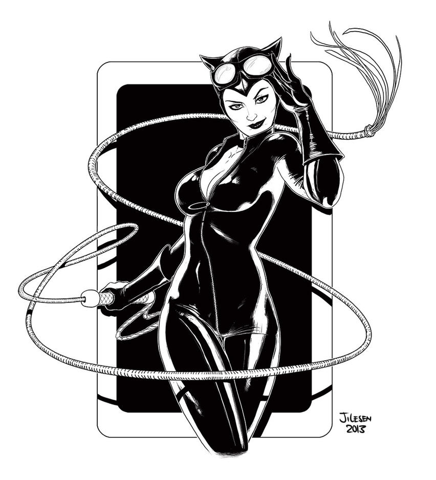 Catwoman by red-monkey