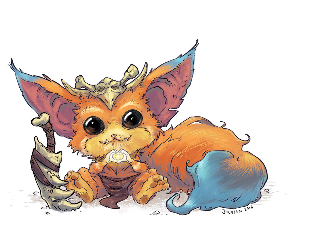 Gnar by red-monkey