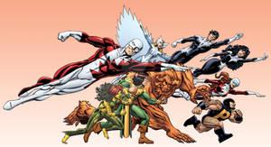 Marvel Universe Alpha Flight