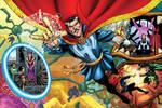 Marvel Universe Dr Strange