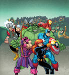 Marvel Super Heroes Magazine issue 22 cover