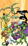 Spider-man Magazine issue 26 cover