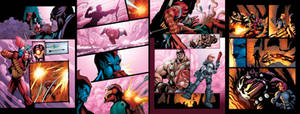 Guardians 3000 issue 3 pages