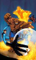 Fantastic Four commission