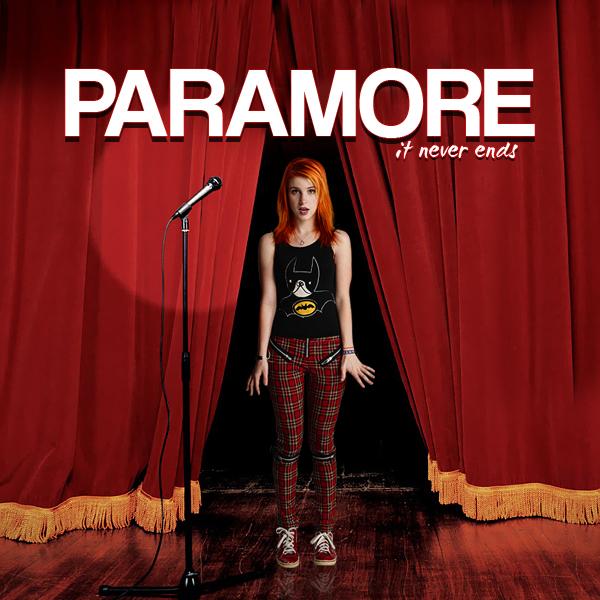 paramore paramore album cover - photo #7