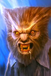 Mark Spears Monsters 'Wolfman'