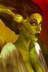 Mark Spears Monsters 'Bride of Frankenstein'