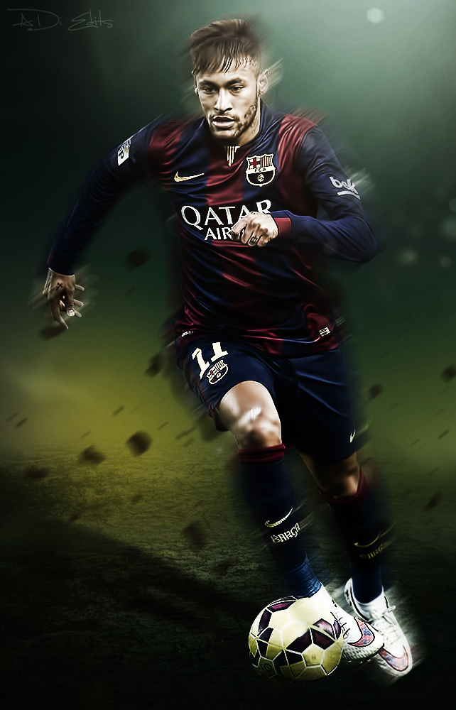 Neymar Junior Barcelona Wallpaper HD By Adi 149