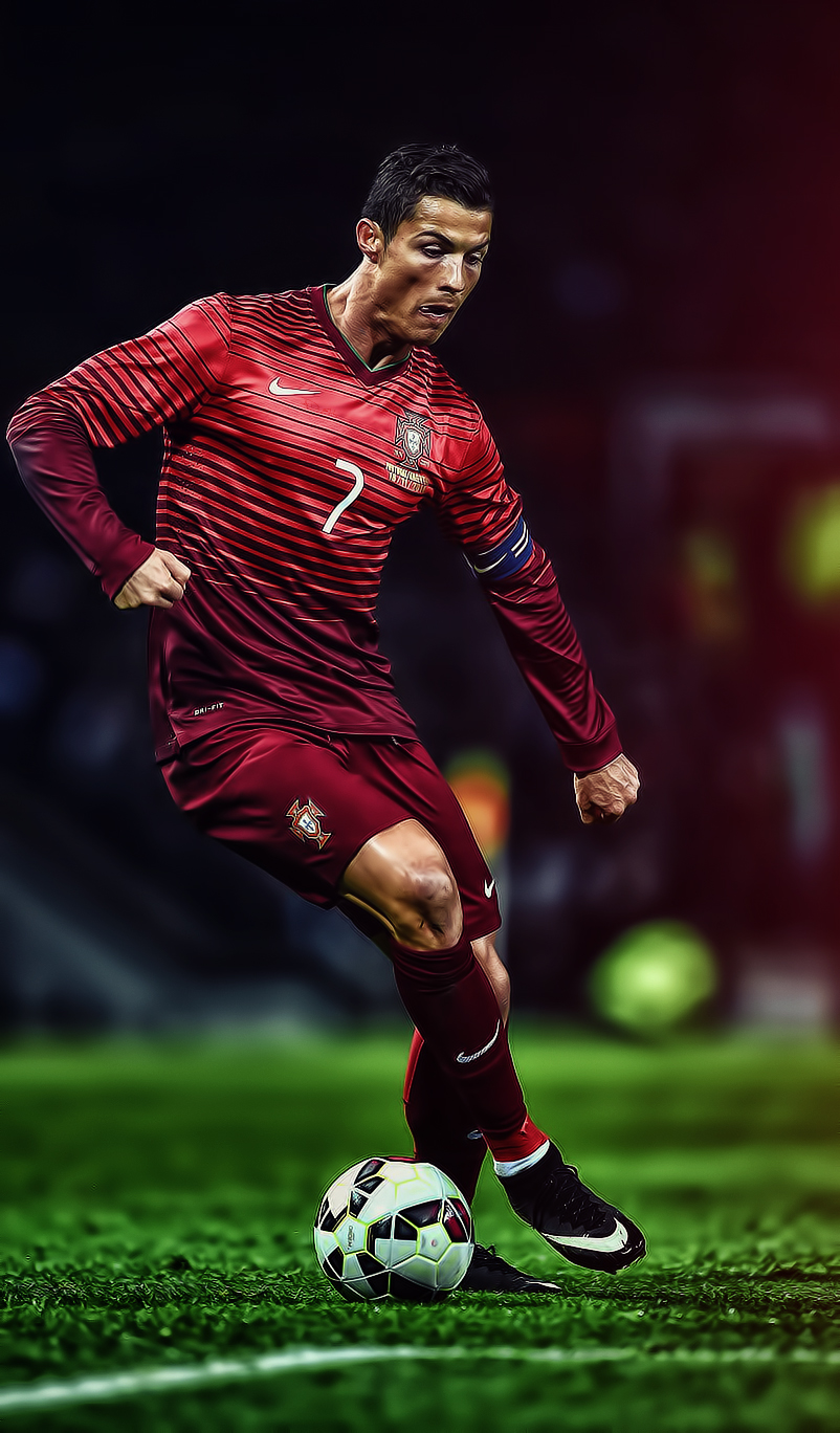 Cristiano Ronaldo Portugal Iphone Wallpaper Hd By Adi 149 On