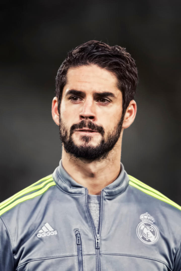 Isco Alarcon Real Madrid HD iPhone Wallpaper by adi 149 on DeviantArt