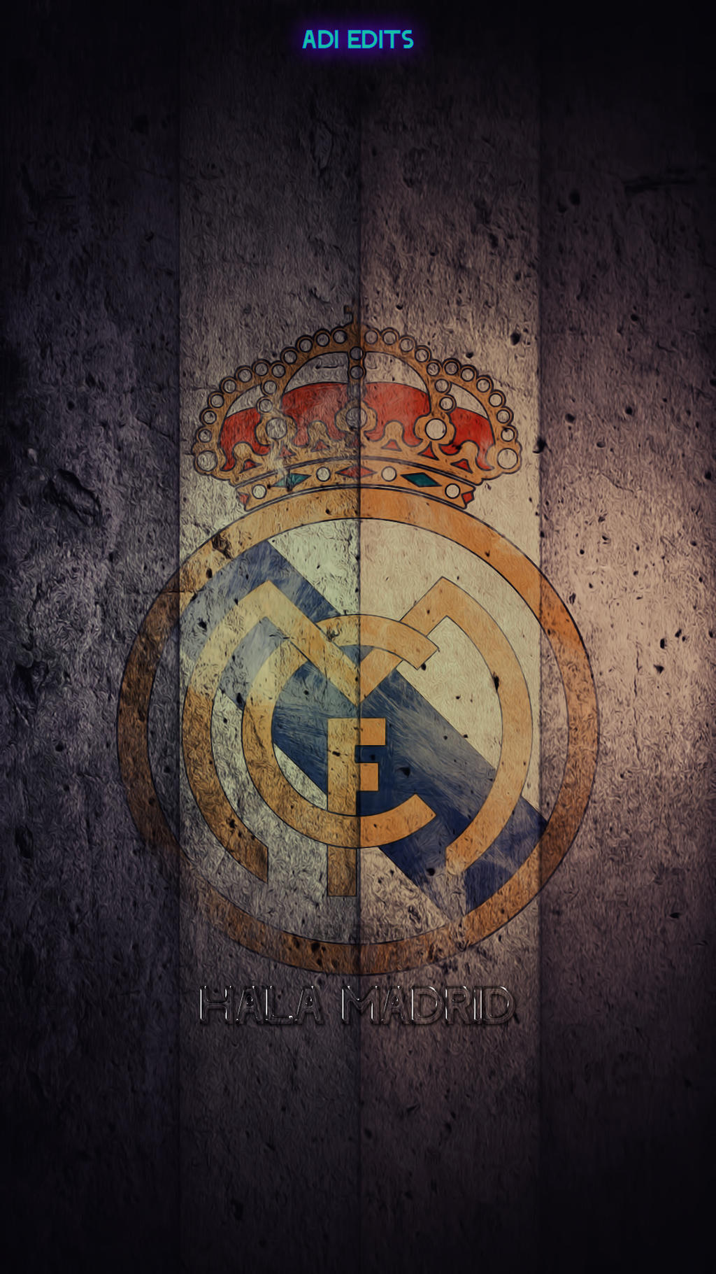 Real Madrid Iphone Wallpaper Hd Lockscreen By Adi 149 On