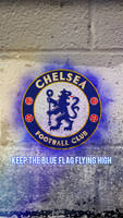 Chelsea FC Mobile Wallpaper Lockscreen HD