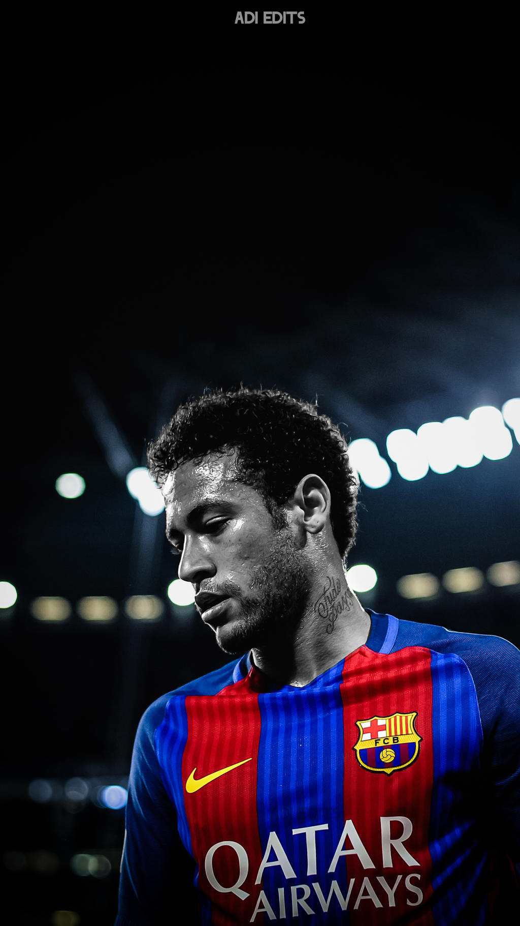 Neymar Jr. Barcelona HD Lockscreen Wallpaper by adi-149 on ...