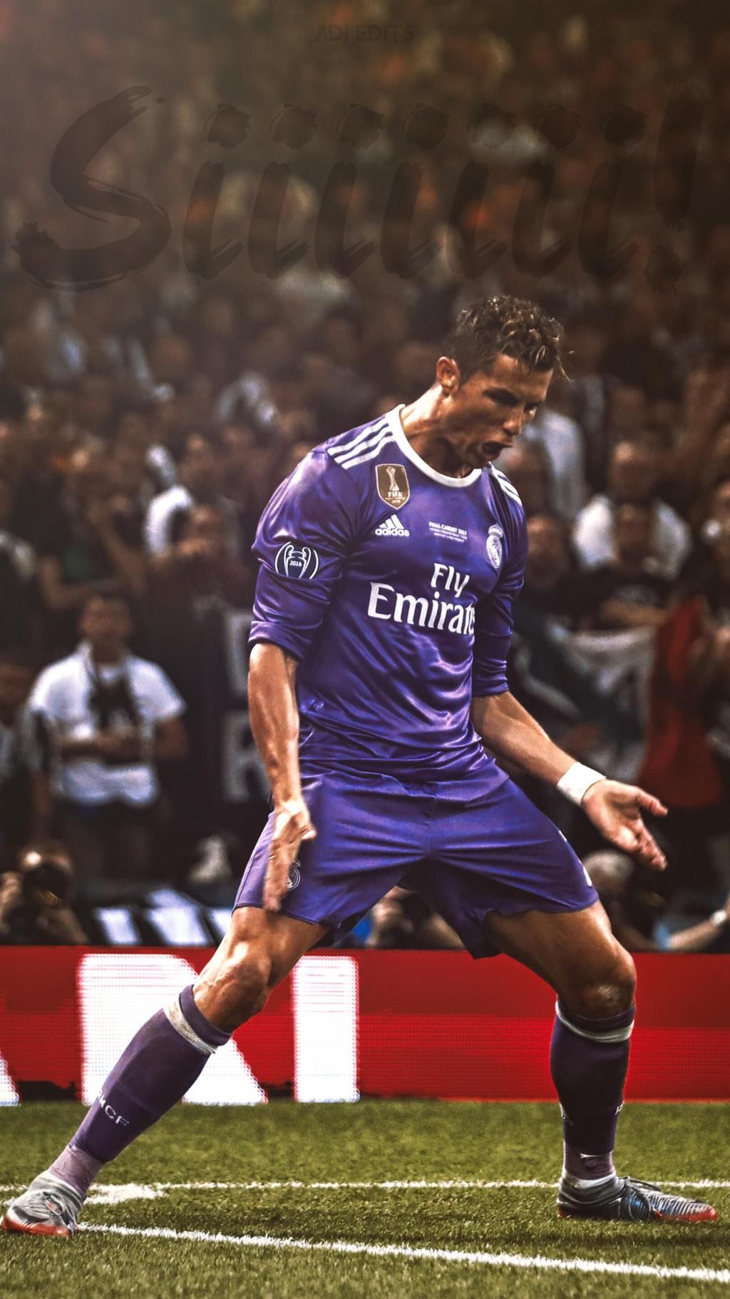 Cristiano Ronaldo Real Madrid Iphone Wallpaper Hd By Adi 149