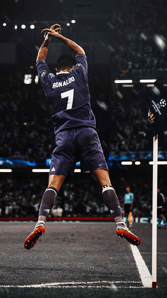 cristiano ronaldo lockscreen wallpaper hdadi-149 on deviantart