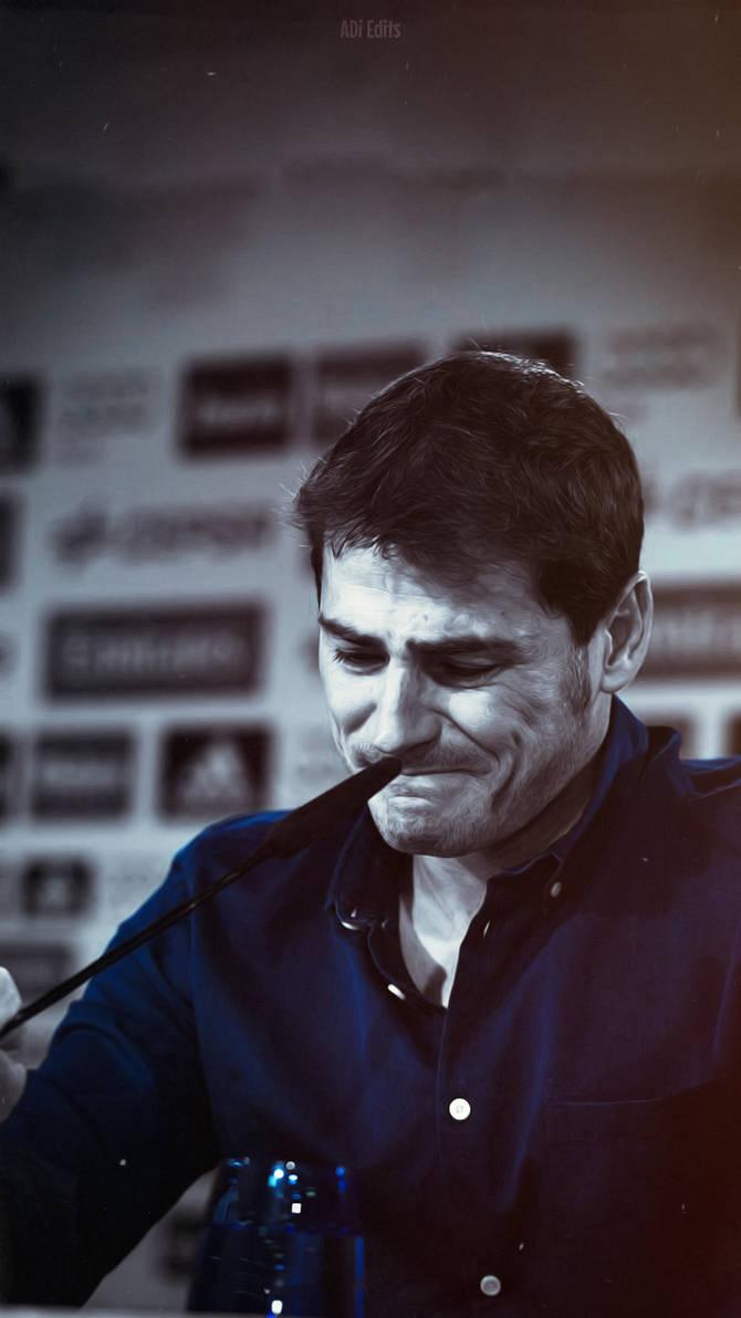 4e0343ea2df Iker Casillas Real Madrid Lockscreen Wallpaper HD by adi-149 on ...