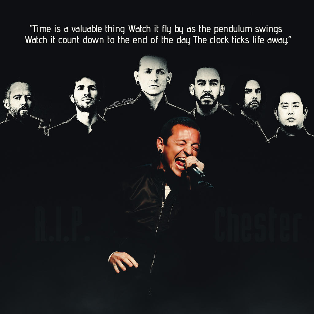 R.I.P Chester Bennington Linkin Park By Adi-149 On DeviantArt