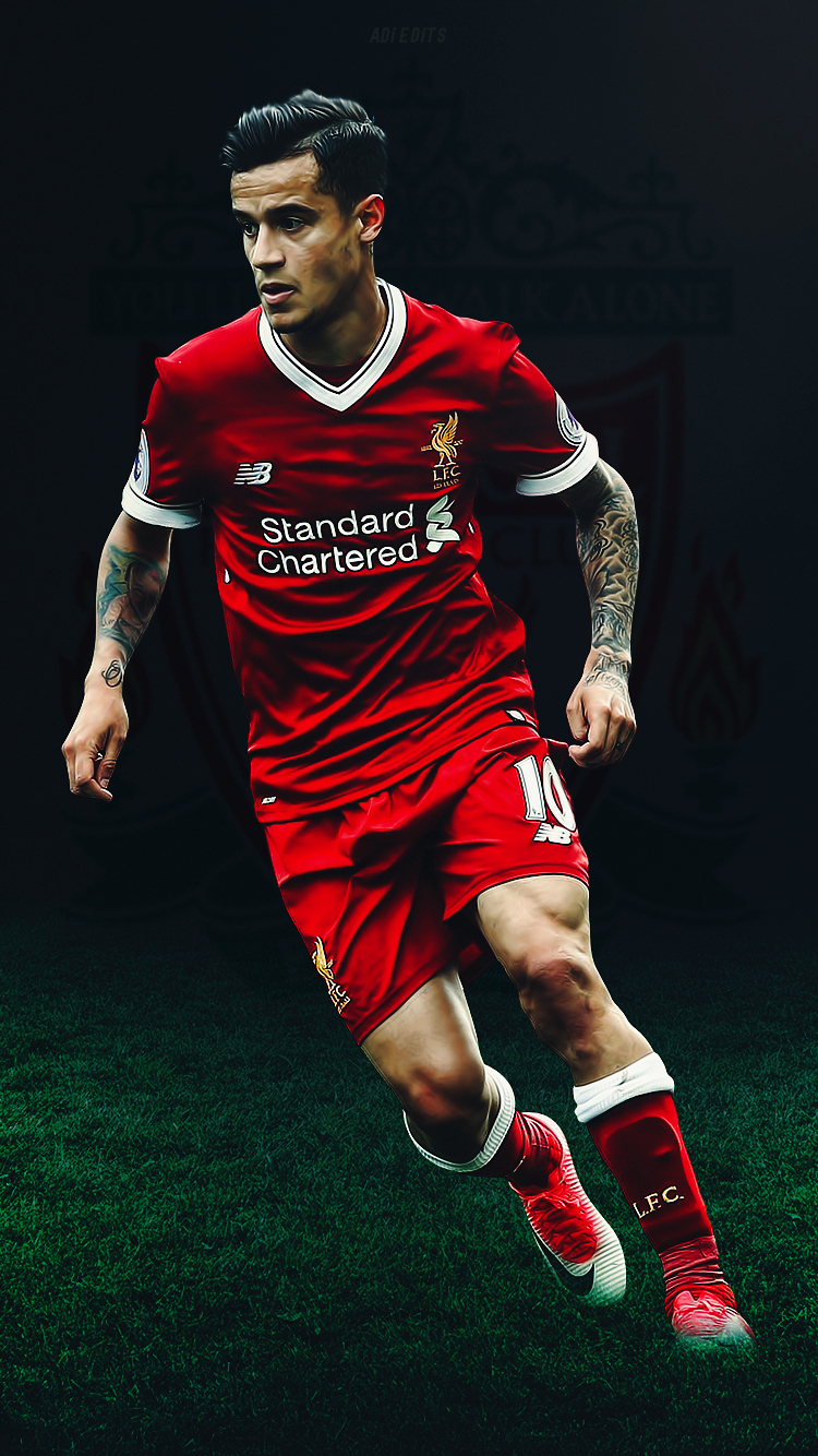 Philippe Coutinho Liverpool Wallpaper Hd By Adi 149 On Deviantart