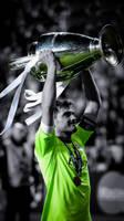 Iker Casillas Real Madrid Lockscreen Wallpaper HD