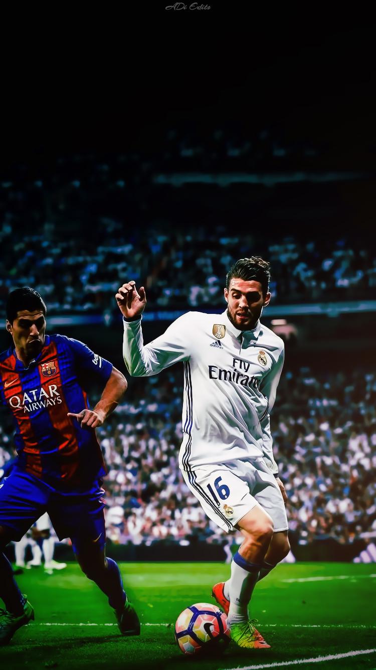 Mateo Kovacic Lockscreen Wallpaper Real Madrid By Adi 149 On