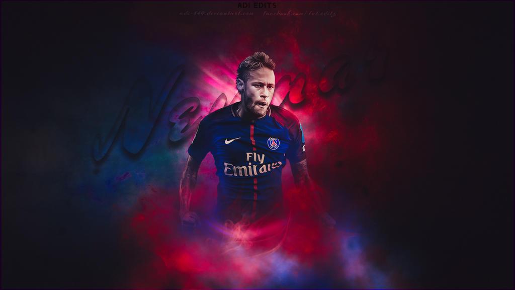Neymar Jr PSG Desktop Wallpaper HD By Adi 149