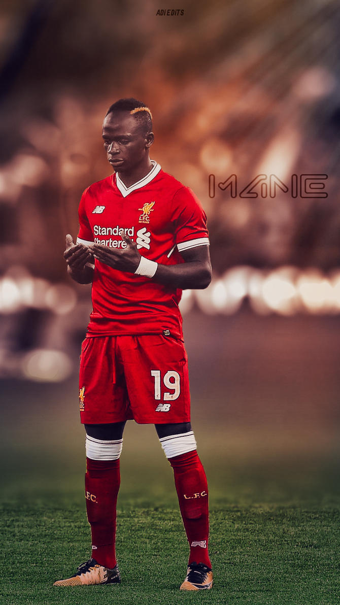 Sadio Mane Liverpool Wallpaper by adi 149 on DeviantArt