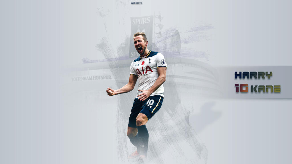 Harry Kane Desktop Wallpaper By Adi-149 On DeviantArt