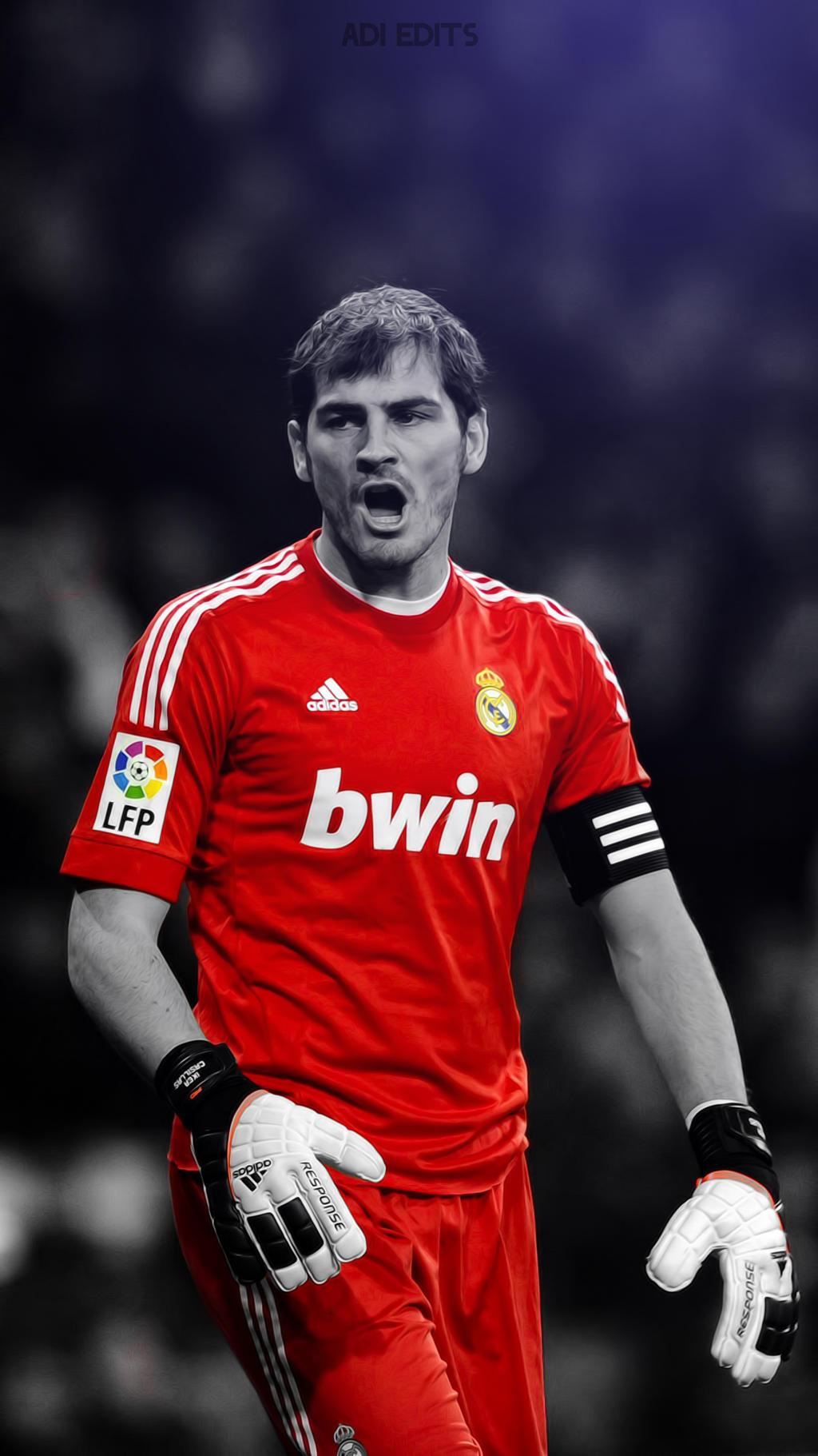 Iker Casillas Real Madrid Wallpaper By Adi 149