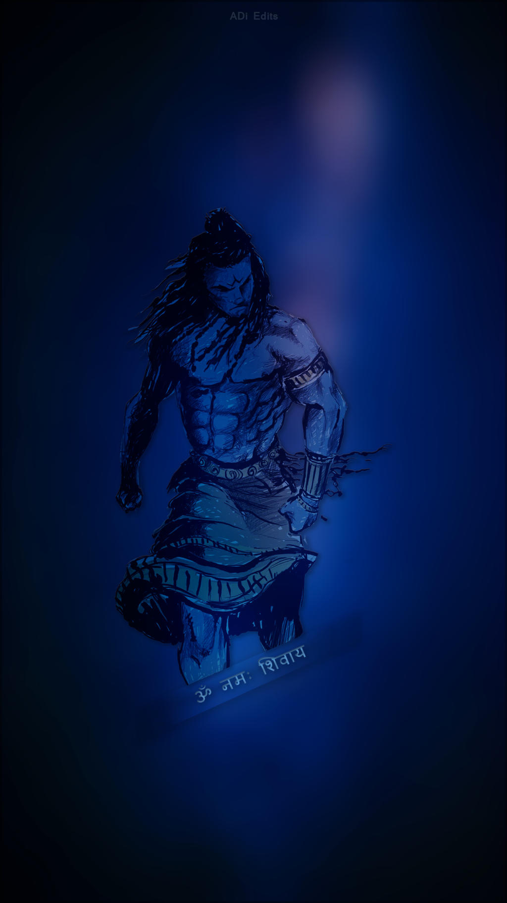 Lord Shiva Mobile Wallpaper by adi-149 on DeviantArt