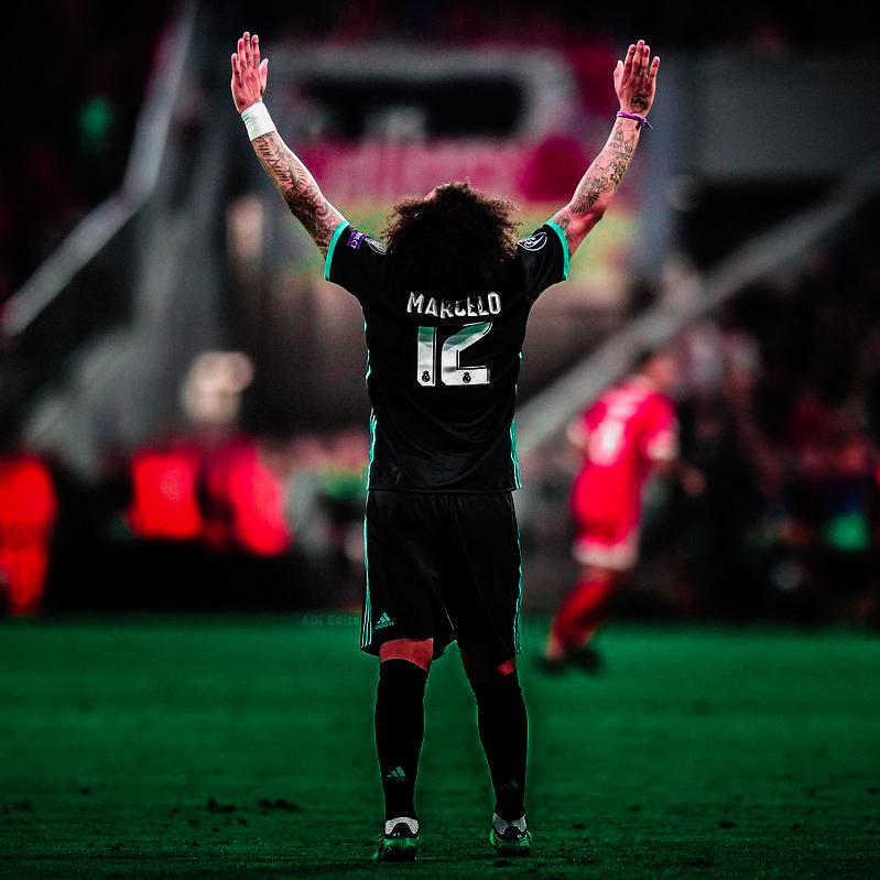 uk availability 539d9 5c99e Marcelo Vieira Real Madrid by adi-149 on DeviantArt