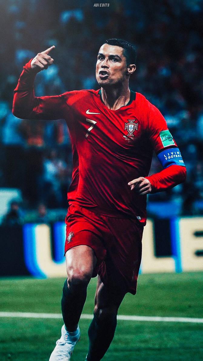 Cristiano Ronaldo 2019 Wallpaper