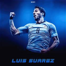 Luis Suarez Uruguay Wallpaper World Cup 2018