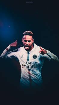 Neymar Jr. PSG Wallpaper