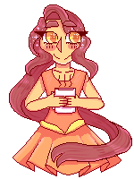 Oh look another pixel by IridescentTiger