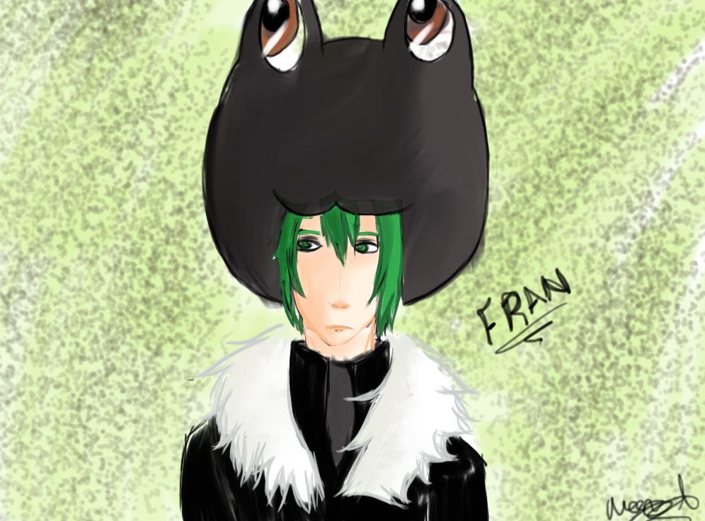Fran by lolagamer67