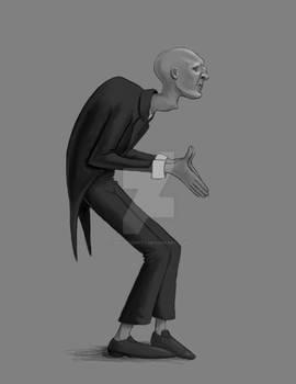 Creepy Edward